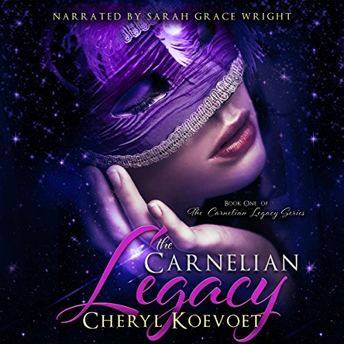 The Carnelian Legacy Audiobook By Cheryl Koevoet cover art