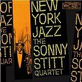"""album cover: The Sonny Stitt Quartet """"New York Jazz"""""""