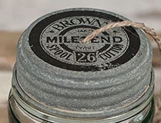Mason Jar String Dispenser Lid