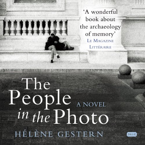 The People in the Photo audiobook cover art