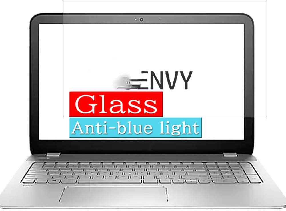 Synvy Anti Popular overseas Arlington Mall Blue Light Tempered Protector Compatibl Screen Glass