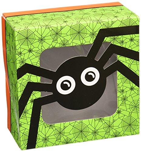 Wilton Spider Web Halloween Cupcake Boxes, Holz, Mehrfarbig, 2-teilig