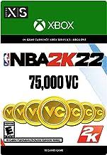 NBA 2K22: 75,000 VC - Xbox [Digital Code]