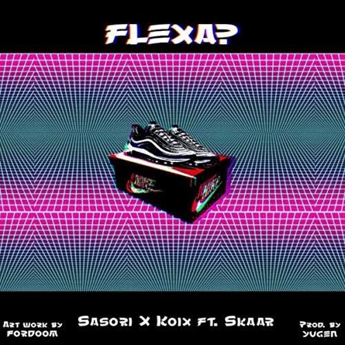 Koix feat. Sasori, Skaar & Yugen