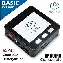M5Stack ESP32 Basic Core Development Kit Extensible Micro Control WiFi BLE IoT Prototype Board for Arduino (Basic) …