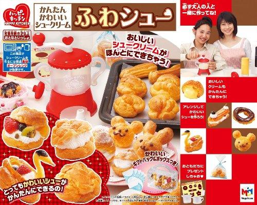 Megahouse Happy Cute Kitchen Simple Cream Puff ~ ~ Fuwa Shoe (Japan Import)