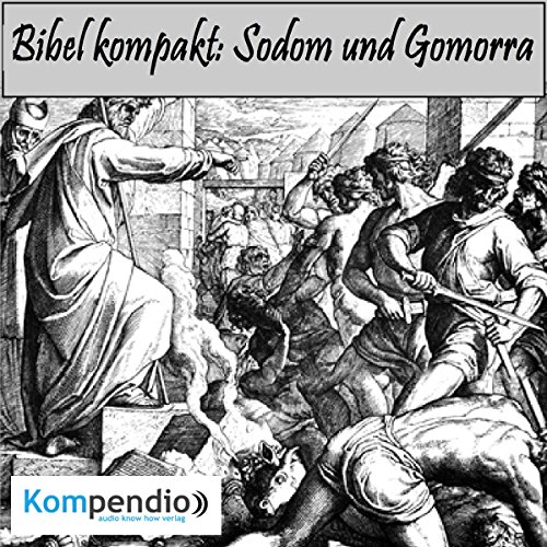 Sodom und Gomorra audiobook cover art