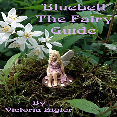 Bluebell the Fairy Guide audiobook cover art