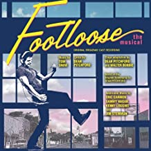 Footloose: The Musical Cast Recording Edition by Footloose-The Musical (2011) Audio CD