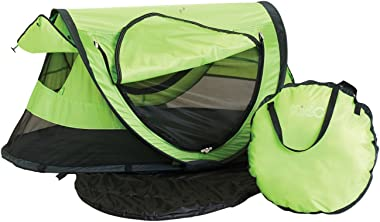 KidCo Peapod Plus Infant Travel Bed, Kiwi