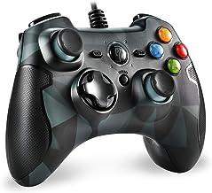 EasySMX Mando para PC, Regalos para Padre PS3 Gamepad Alá