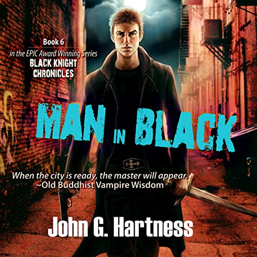Man in Black audiobook cover art