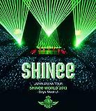 JAPAN ARENA TOUR SHINee WORLD 20...[Blu-ray/ブルーレイ]
