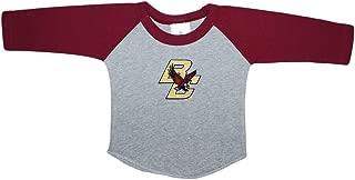 Boston College Eagles Baby and Toddler 2-Tone Raglan Baseball Shirt