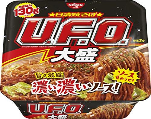 日清食品 焼そばU.F.O. 大盛 167g×12個