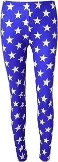 Halloween Fashion 3D Digital Print Stretchy Leggings Multi-Colored S-3X