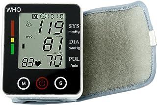 TAO Monitor De Presión Arterial Cuidado En Los Ancianos Medición De La Presión Arterial Muñeca Seca Batería Memoria Inteligencia Multifuncional 2.5 * 2.6 * 1.2in
