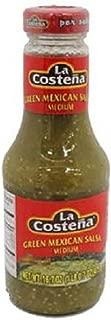 Product Of La Costena, Green Mexican Salsa Medium Bottle, Count 1 - Mexican Food / Grab Varieties & Flavors