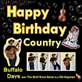 Happy Birthday Country Western Guitar Happy Birthday To You (with The Wolf Rock Band)