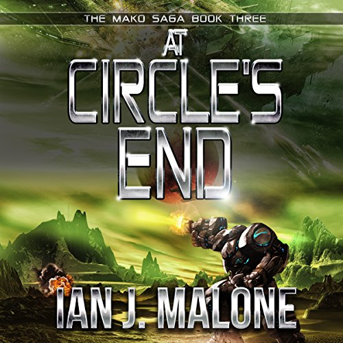 At Circle's End audiobook cover art