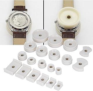 20 قطعة من أغطية ساعة الساعة الخلفية للصغار، من أجل استبدال البطارية للساعة والإكسسوارات الآلة اضغط (فقط اضغط على الصبغ)