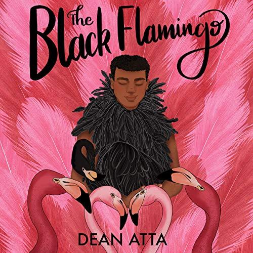 Couverture de The Black Flamingo