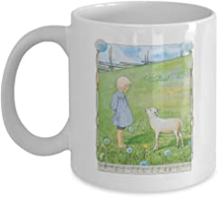 Elsa Beskow mug - Bä bä vita Lamm - 11 oz coffee mug