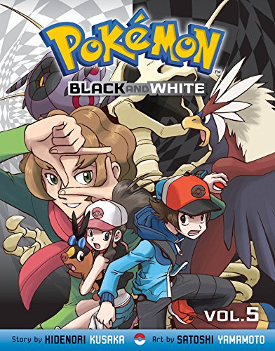 POKEMON BLACK & WHITE GN VOL 05 (C: 1-0-0)