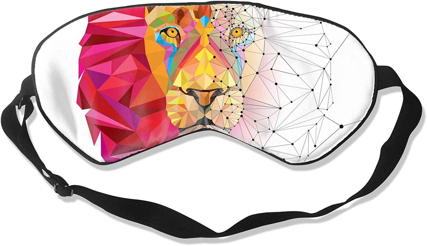 Colorful 35% OFF Lion Soft Sleeping Eye Sleep Animer and price revision Cover Mask Block-Light