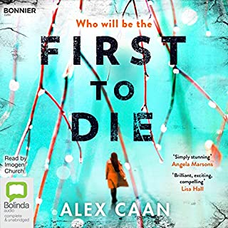 First to Die cover art