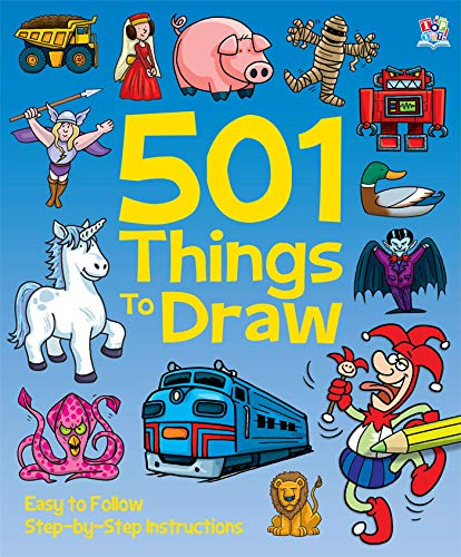 501 Things to Draw