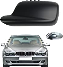 Free2choose Fit for E46 E65 E66 330ci Door Mirror Cover Cap Left Side Ref 51167074235
