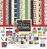 Echo Park Paper Company I Love School Sammelset Papier