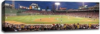 Fenway Park Green Monster MLB Canvas 48x16