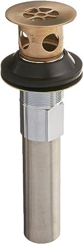 new arrival Delta Faucet RP6346CZ Grid outlet sale Strainer online sale Assembly, Champagne Bronze outlet sale