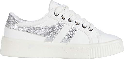 Off-White/Silver