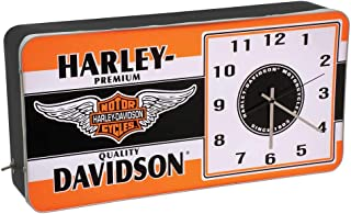 Best vintage harley davidson neon clock Reviews