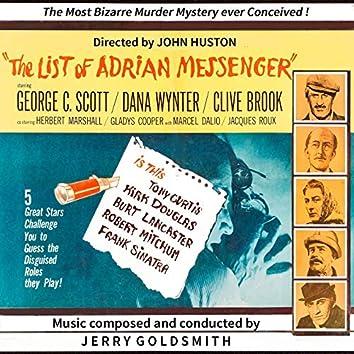 The List of Adrian Messenger (Original Movie Soundtrack)
