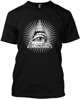 Best illuminati t shirt design Reviews
