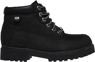 Skechers Women's Sergeants - Verdict Chick Ankle Boots