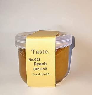 秋田県産 [黄桃のジャム] No.021 Peach (黄貴妃使用)