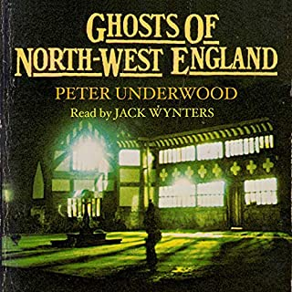 Ghosts of North-West England cover art