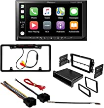 """$339 » CACHÉ KIT4402 Bundle Car Stereo for 2008 – 2016 Chevy Express Van W/Digital Media Receiver 7"""" WVGA Display, Apple CarPlay, Android Auto, Built in Bluetooth, Backup Camera/Install Dash Kit(5Item)"""