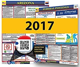 2019 Arizona State & Federal Labor Law Posters for Workplace Compliance