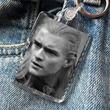 Orlando Bloom - Original Art Keyring #js004