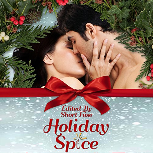 Holiday Spice audiobook cover art