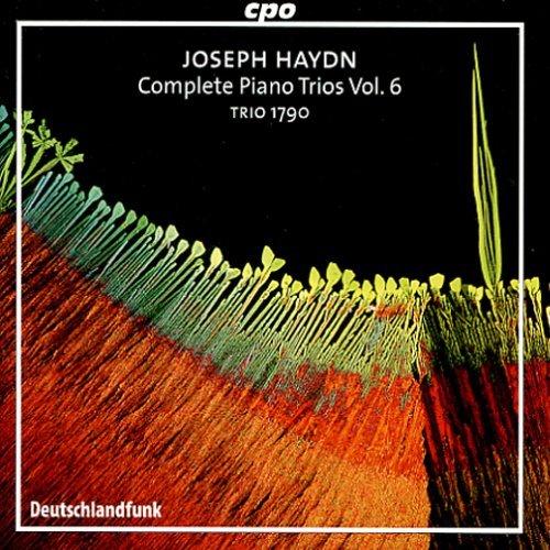 Haydn: Complete Piano Trios, Vol 6 (Hob XV:27-30) /Trio 1790 by Joseph Haydn (2004-09-21)