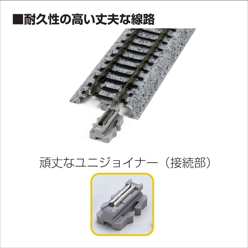 Concrete Ties Kato KAT20012 N 7-5//16 Double Track Straight 2