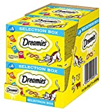 Dreamies Katzensnacks Katzenleckerli Selection Box mit Huhn