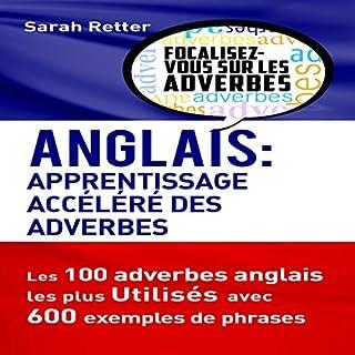 Couverture de Anglais: Apprentissage Accéléré des Adverbes